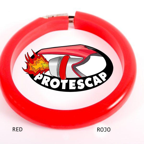 Protescap-ROJO RED