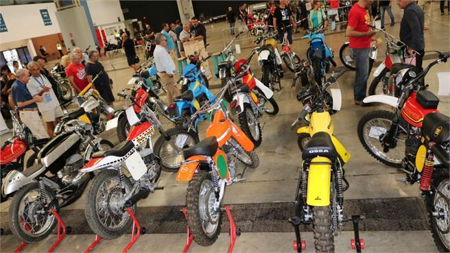 retro Barcelona superbike