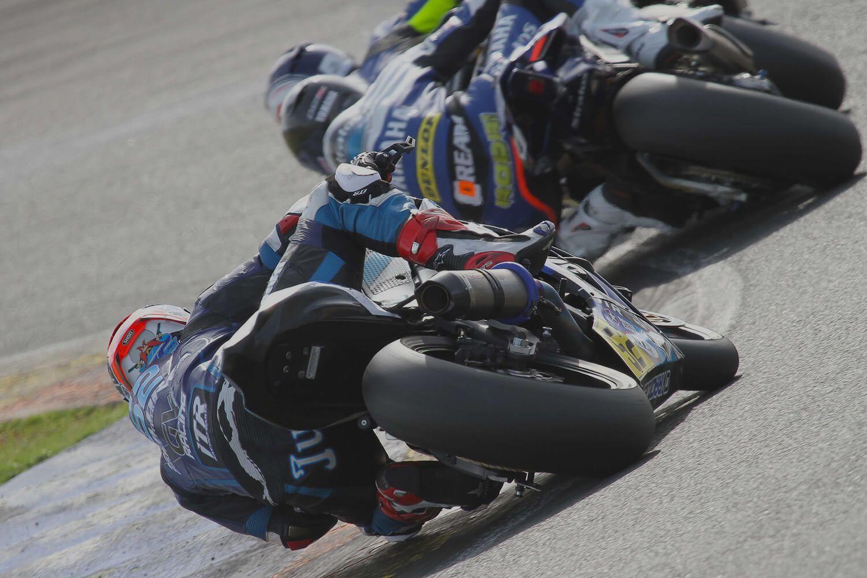 doble protector de moto para moto GP